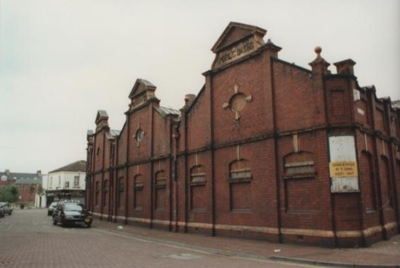 The Cleveland And Teesside Media Archive Gilkes Street Baths Middlesbrough