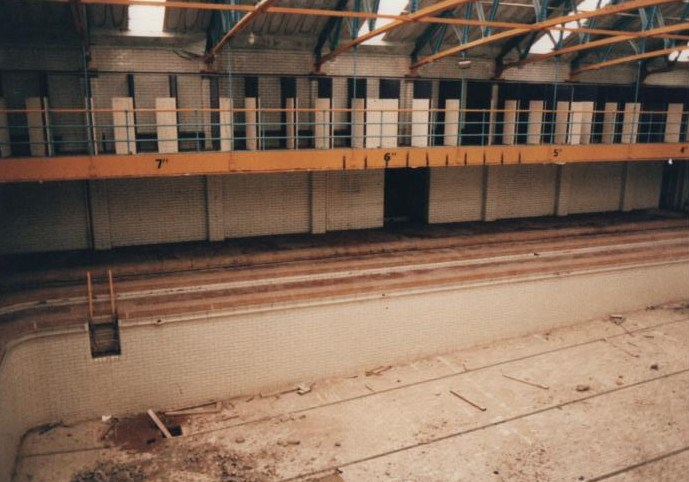 The Cleveland And Teesside Media Archive Gilkes Street Public Baths 39 Old Pool 39