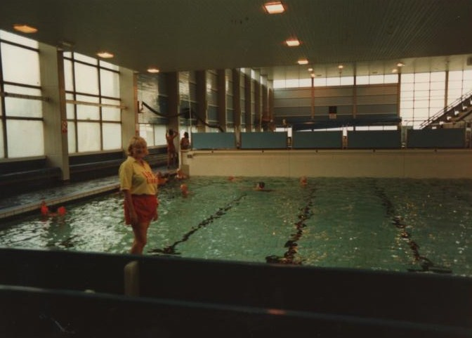 Berwick Hills swimming pool