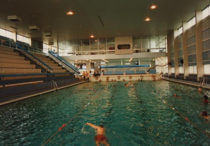 The Cleveland And Teesside Media Archive Berwick Hills Swimming Pool
